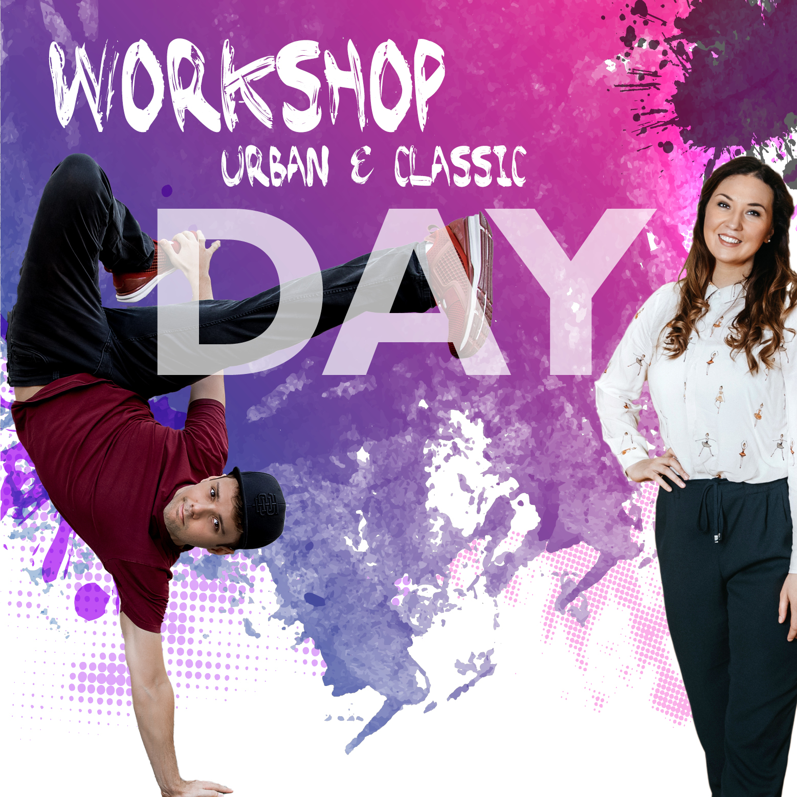 Urban & Classic Workshop Day